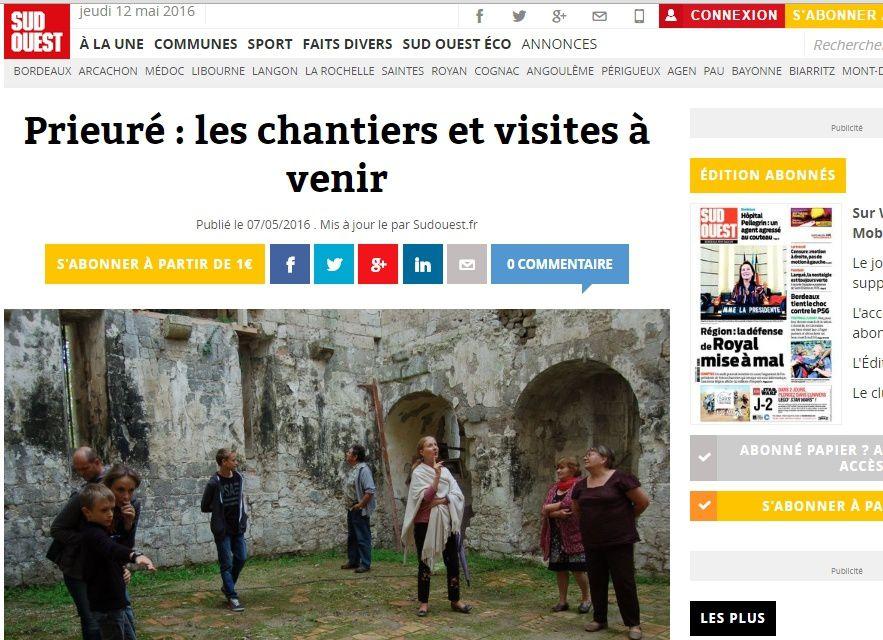 Extrait de l'article publié sur sudouest.fr