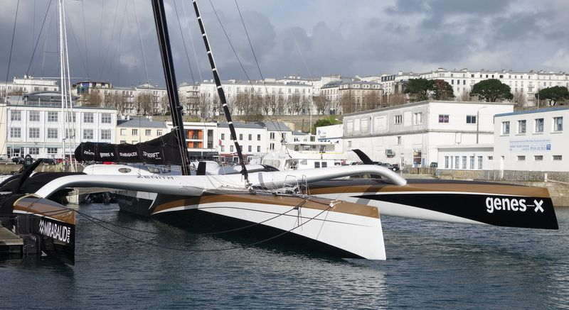 Brest, port des records - 1