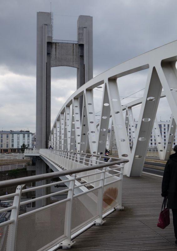 Brest vue de Recouvrance