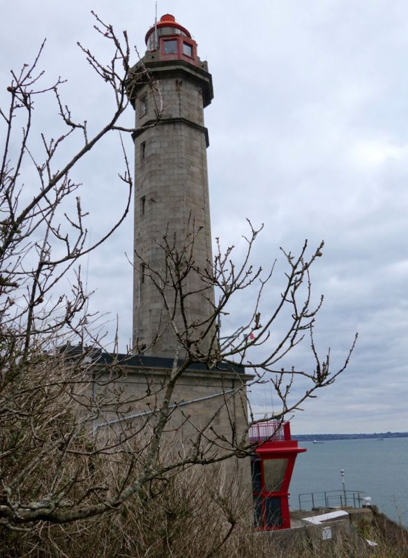 Le phare du Portzic