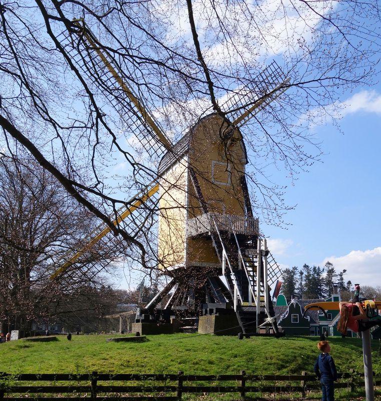 Les moulins d'Arnhem