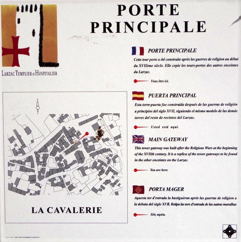 •Début de notre périple aveyronnais, entre Le Caylar et Millau en mai 2016
