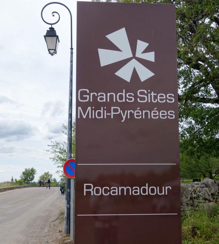 Rocamadour et son Saint Amadour