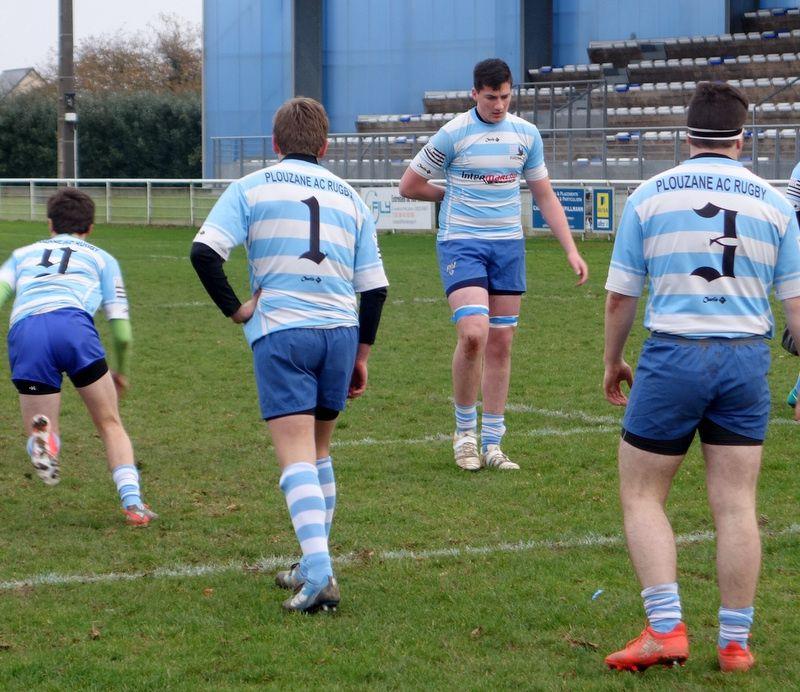 Plouzané, terre de rugby