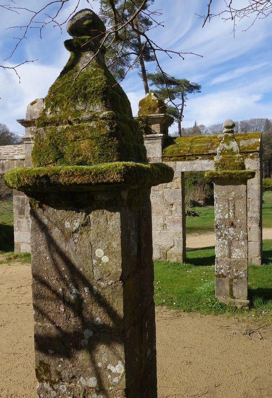 L'Abbatiale, Monument historique du Relecq