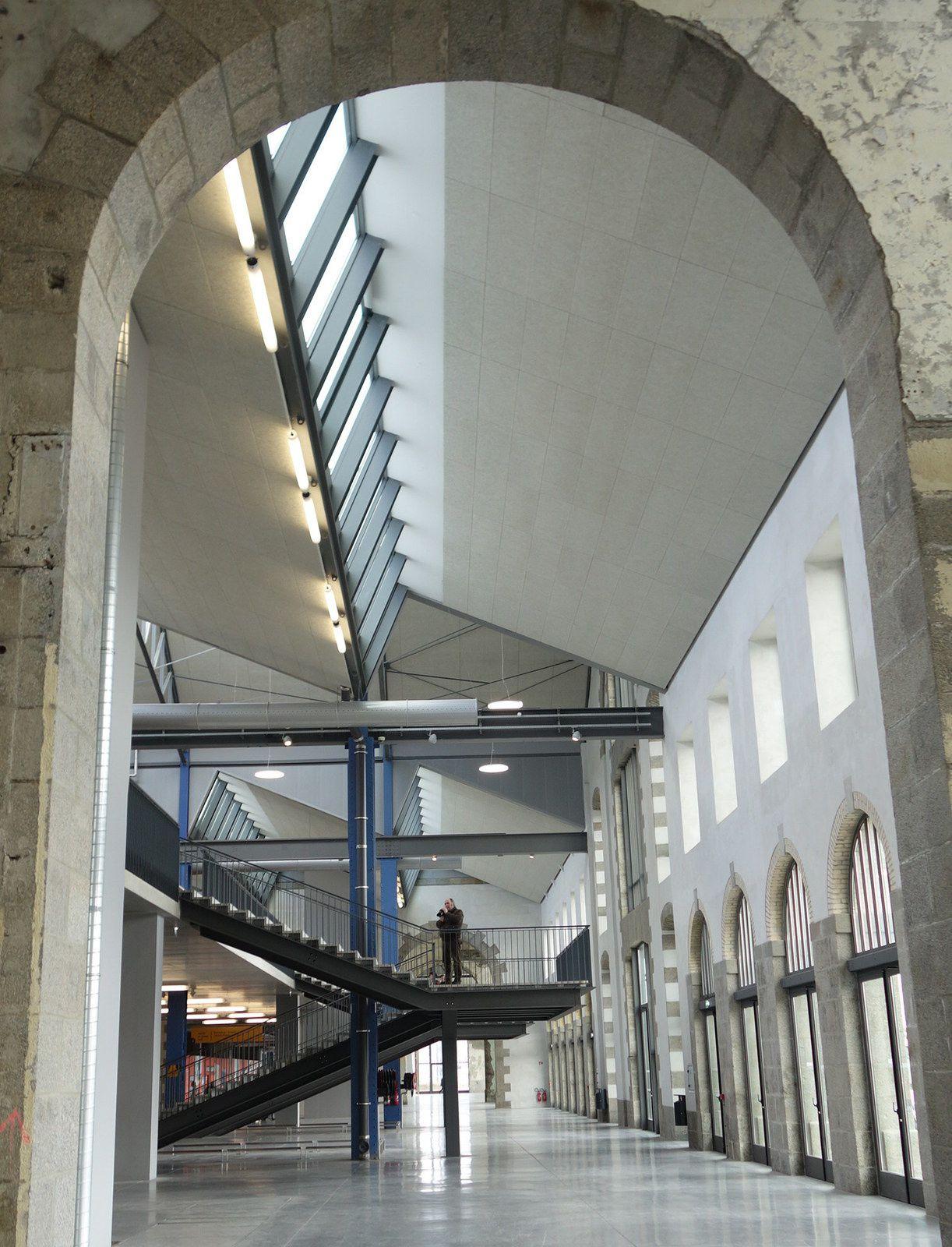 La plus grande médiathèque du Grand Ouest français