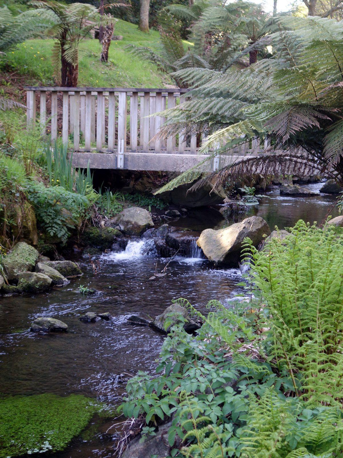 Un musée vert le long du ruisseau Stang-Alar