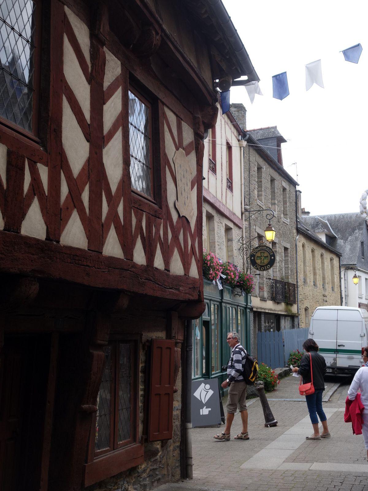 Josselin, la ville des Rohan