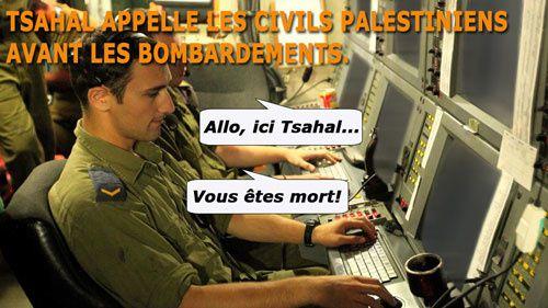Tsahal, une organisation terroriste.