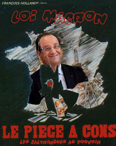 Loi Macron...