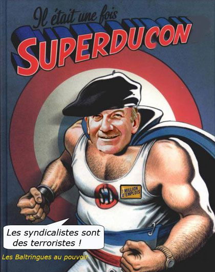 Gattaz, Superducon !