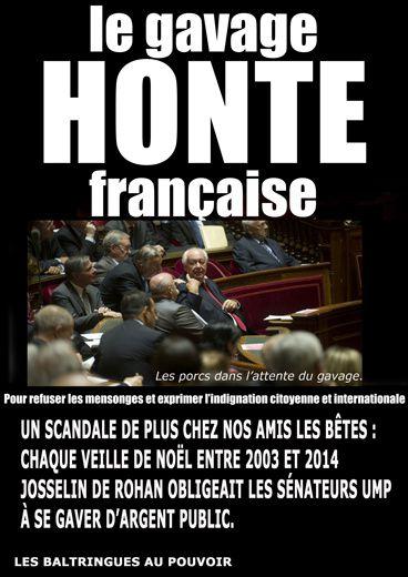 Le gavage, une honte Française.
