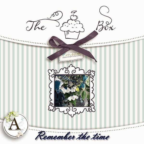 Kit &quot&#x3B; Remember the time&quot&#x3B; d'Angels Designs