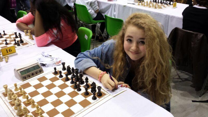 Esther, Ruthy et Amos au Championnat de France des Jeunes 2014
