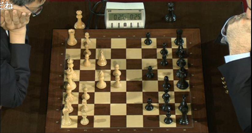 1.e4 g6 2.d4 Bg7 3.Nc3 d6 4.Be3 a6*   - Systeme Est-Indien.
