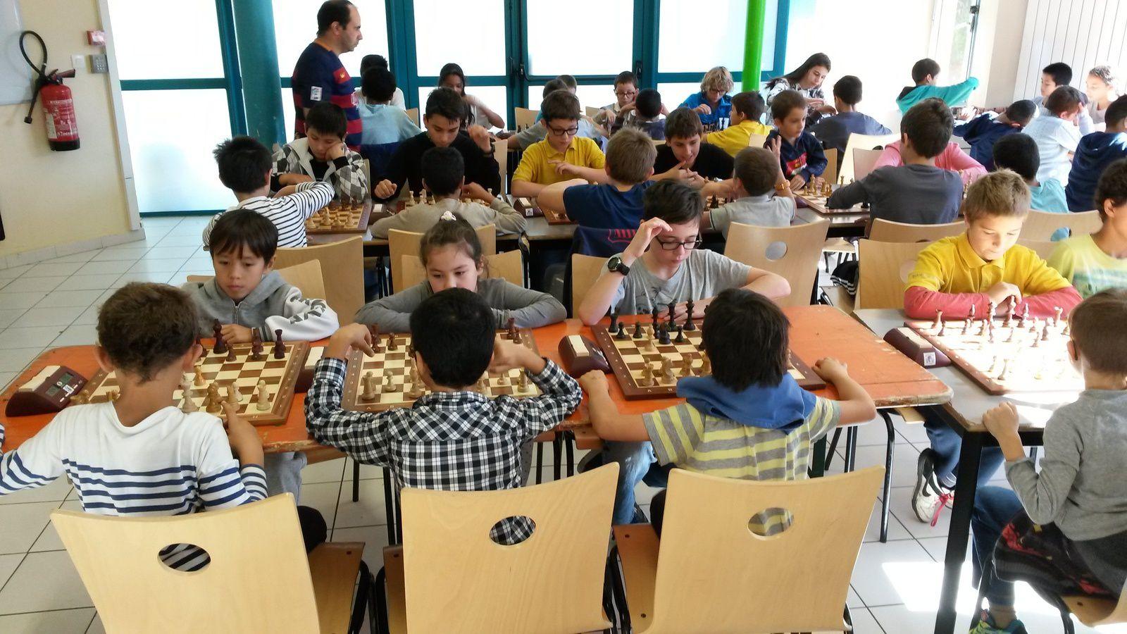 TIP Martigues ce weekend : Gros succès pour nos enfants !
