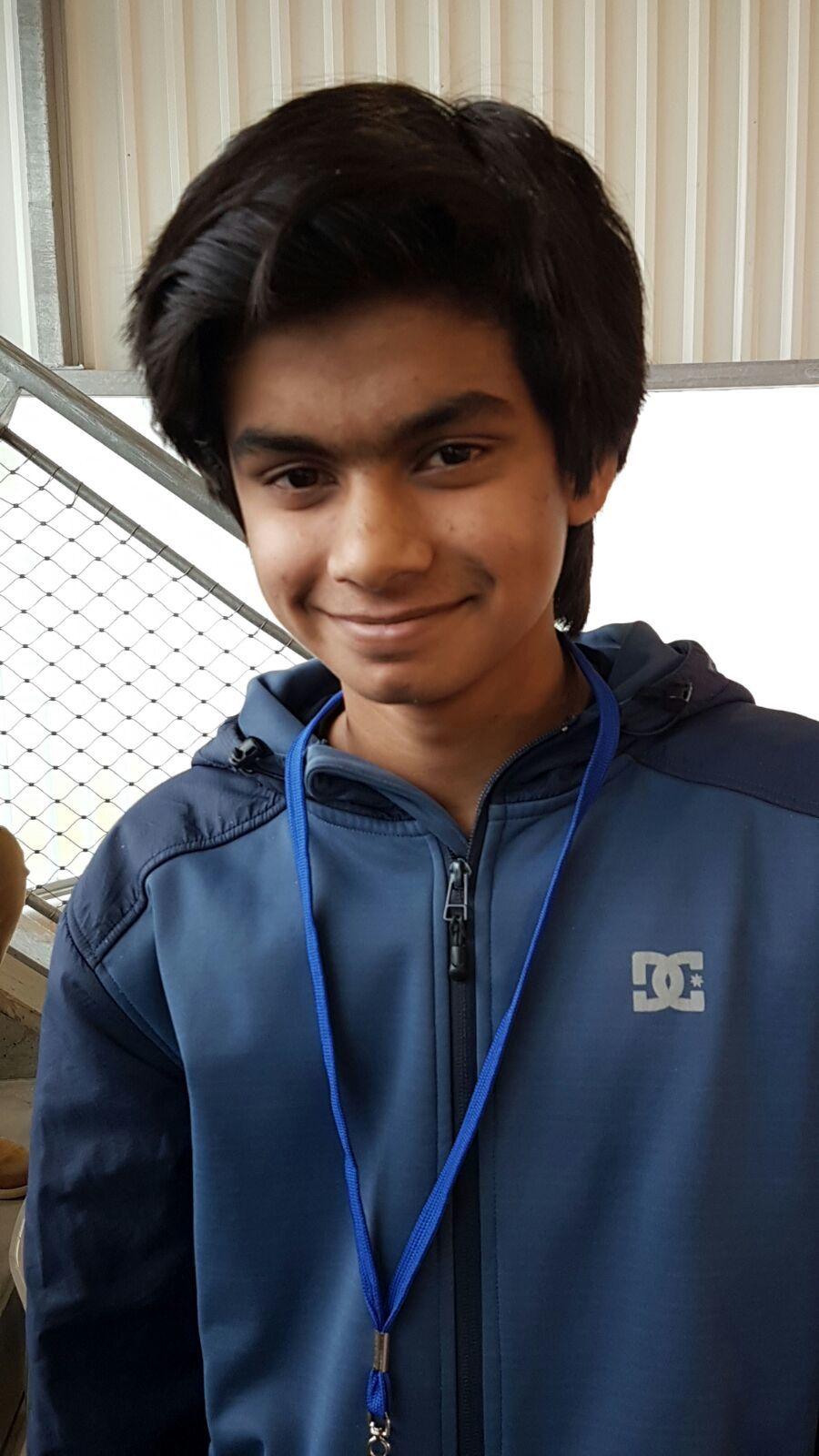 Notre tacticien du Kerala, pilier des jeunes à Aix !