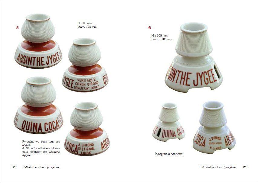 L'Absinthe-Les Pyrogènes