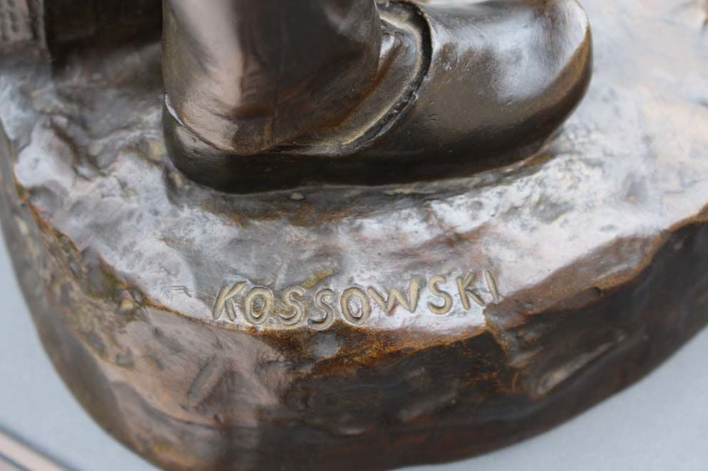 Signature Kossowski. Collection Prodhomme-Roussel