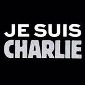 Hommage aux dessinateurs de Charlie Hebdo.