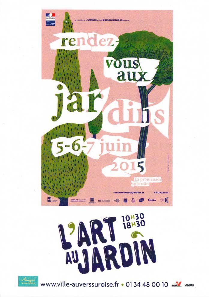 L'Art au jardin 2015
