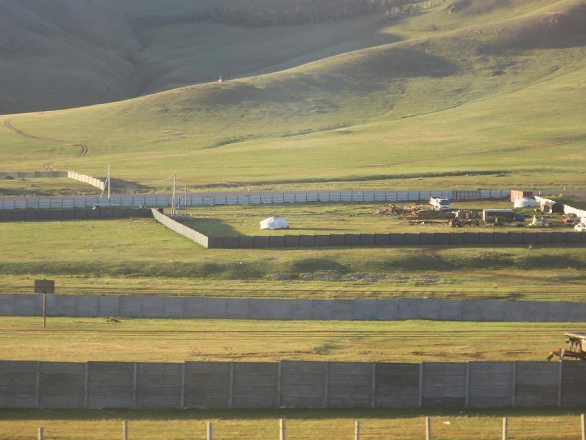 Paysages de Mongolie. Ph. Delahaye.