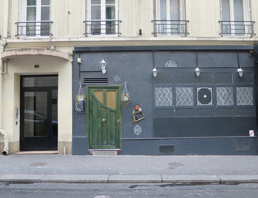 Le Lulu White, 12 rue Frochot 75009 Paris. Métro Pigalle. Ph. Delahaye.
