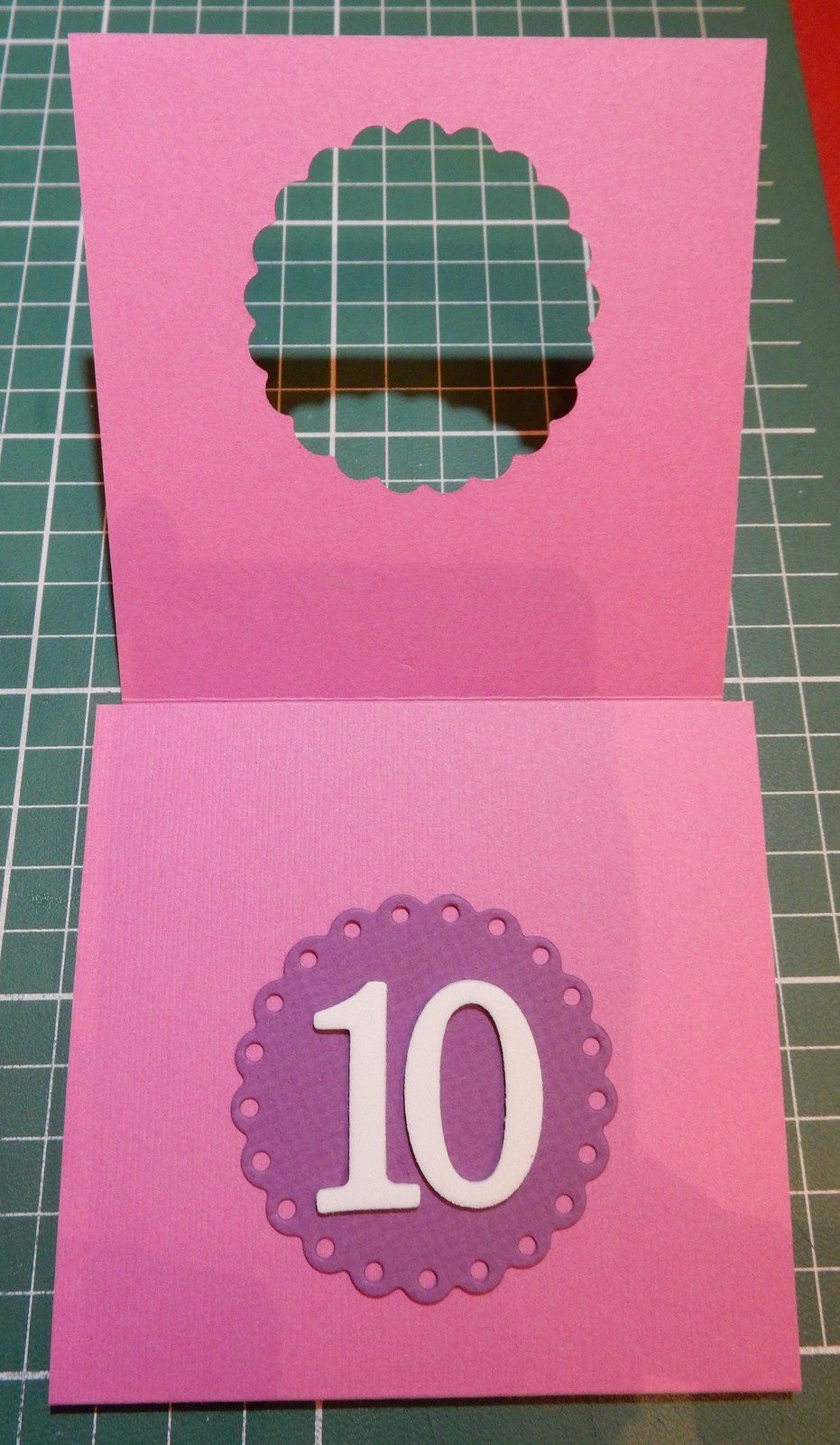 Invitations 10 ans