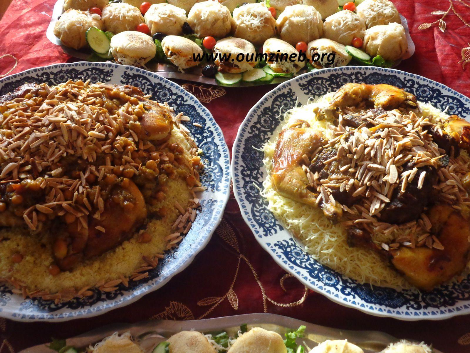 plats marocain