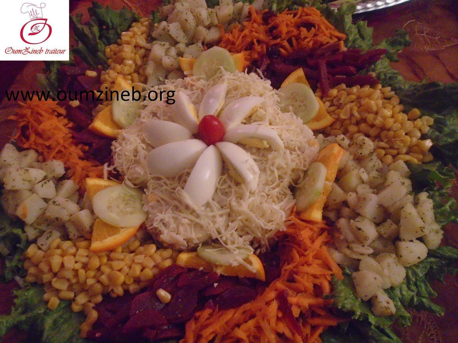 buffet marocain
