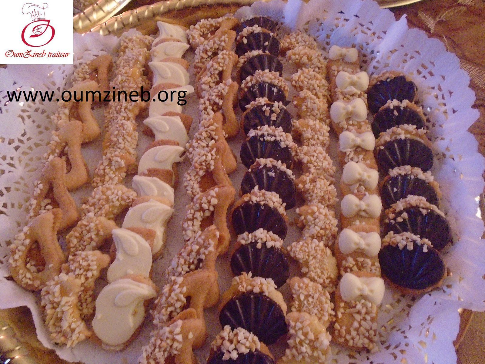 gateaux marocains