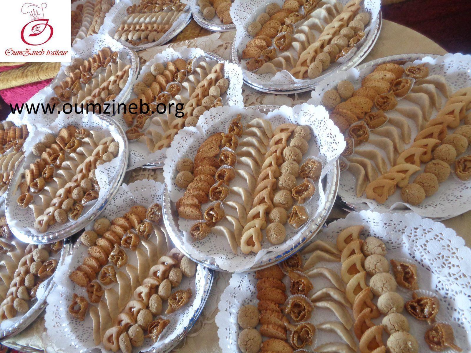 gateaux marocain