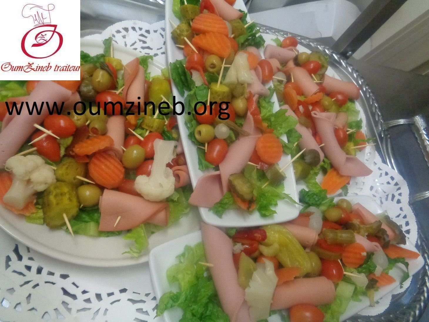 les plats marocain pour des récéptions
