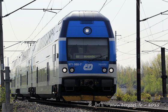 Trains tchèques ...