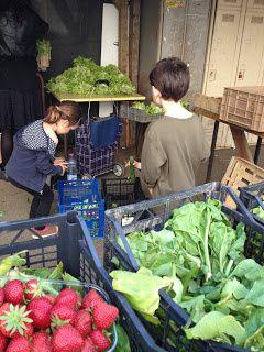 Des légumes et des fruits bio à La Chapelle : ça existe