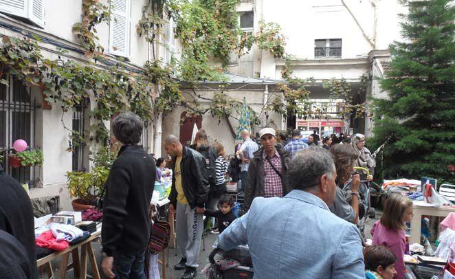Brocante au 65 rue marx dormoy dimanche 28 septembre 2014 for Brocante dans 60