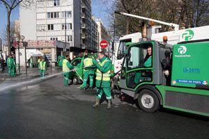Nettoyage du quartier La Chapelle avec les habitants : samedi 15 novembre 2014
