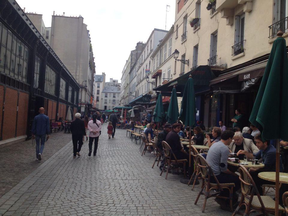 Rue de l'Olive ce dimanche : c'est la rentrée qui s'annonce