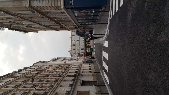 La rue de la Guadeloupe est réouverte
