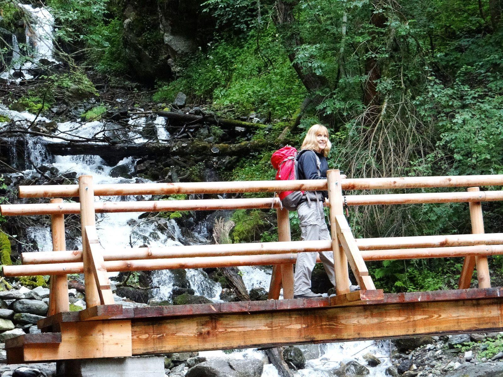 RANDO Illgraben (Valais Suisse) - 13 juillet 2014