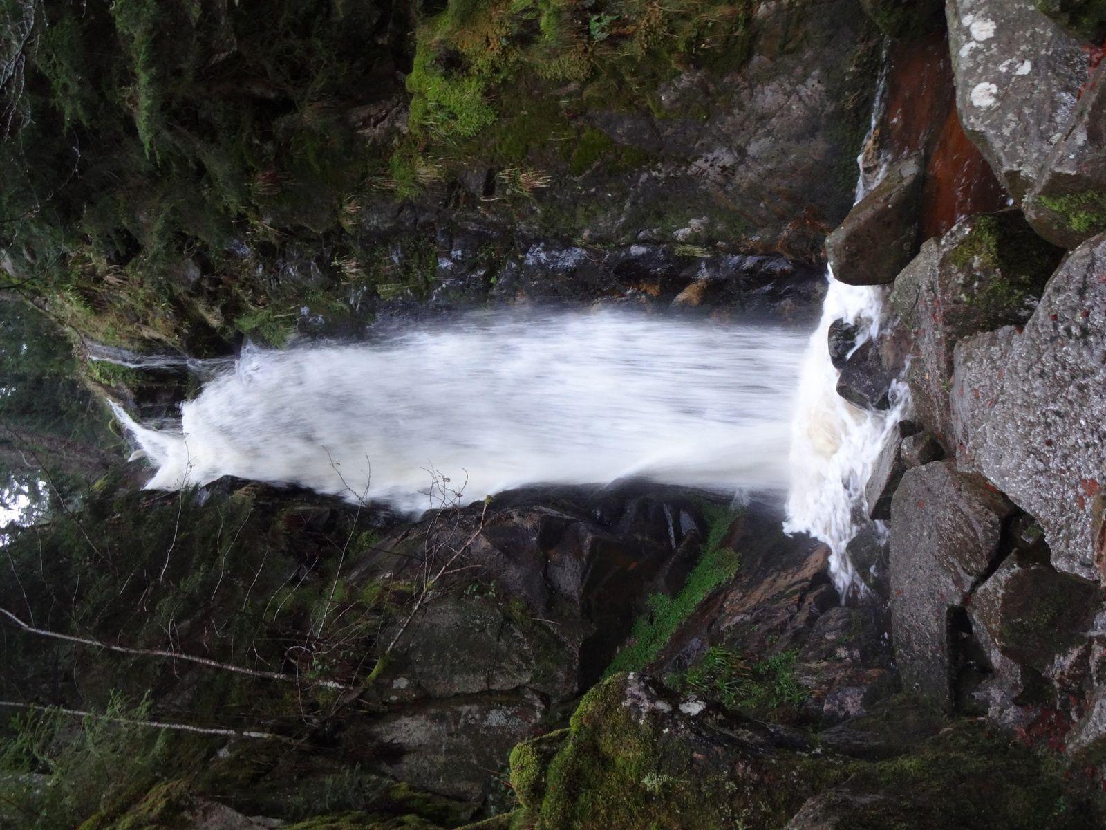 Rando cascade du Rudlin - 14 décembre 2014