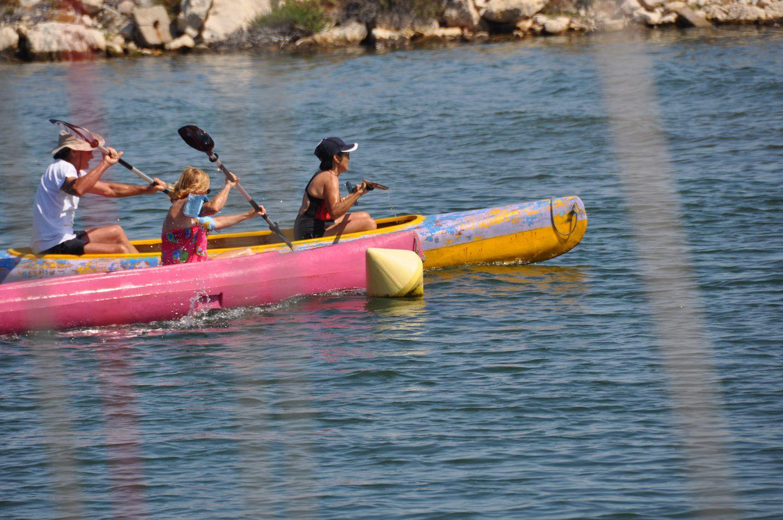 50 ans du club série kayak