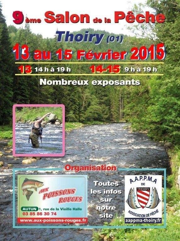 Salon de pêche de Thoiry (01)