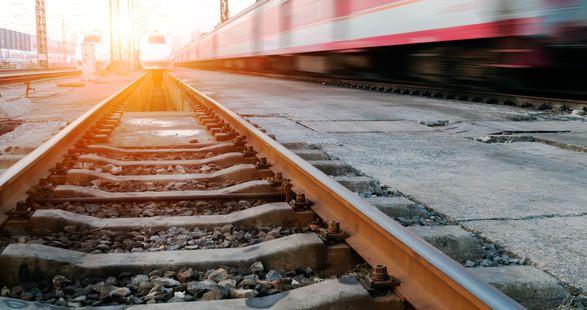 Un homme se jette sous un train et autres handicapés du coeur.