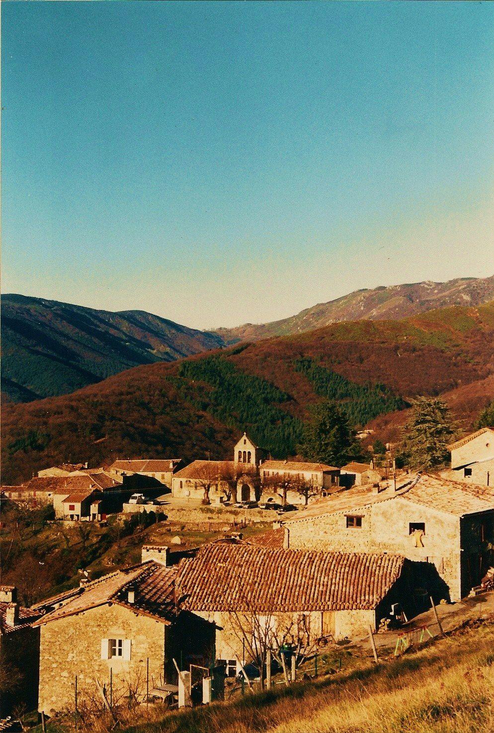 Laboule, village
