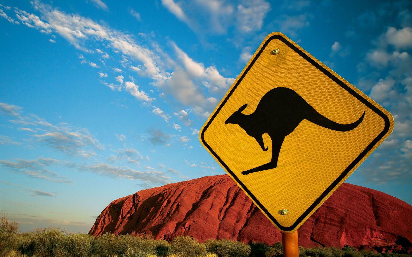 Un aveugle nomade en Australie
