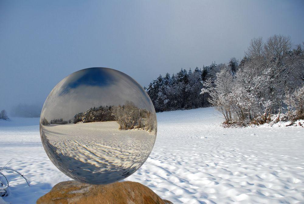 (La) boule à neige...