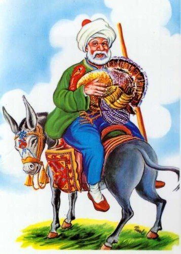 Nasreddin et l'esprit rusé