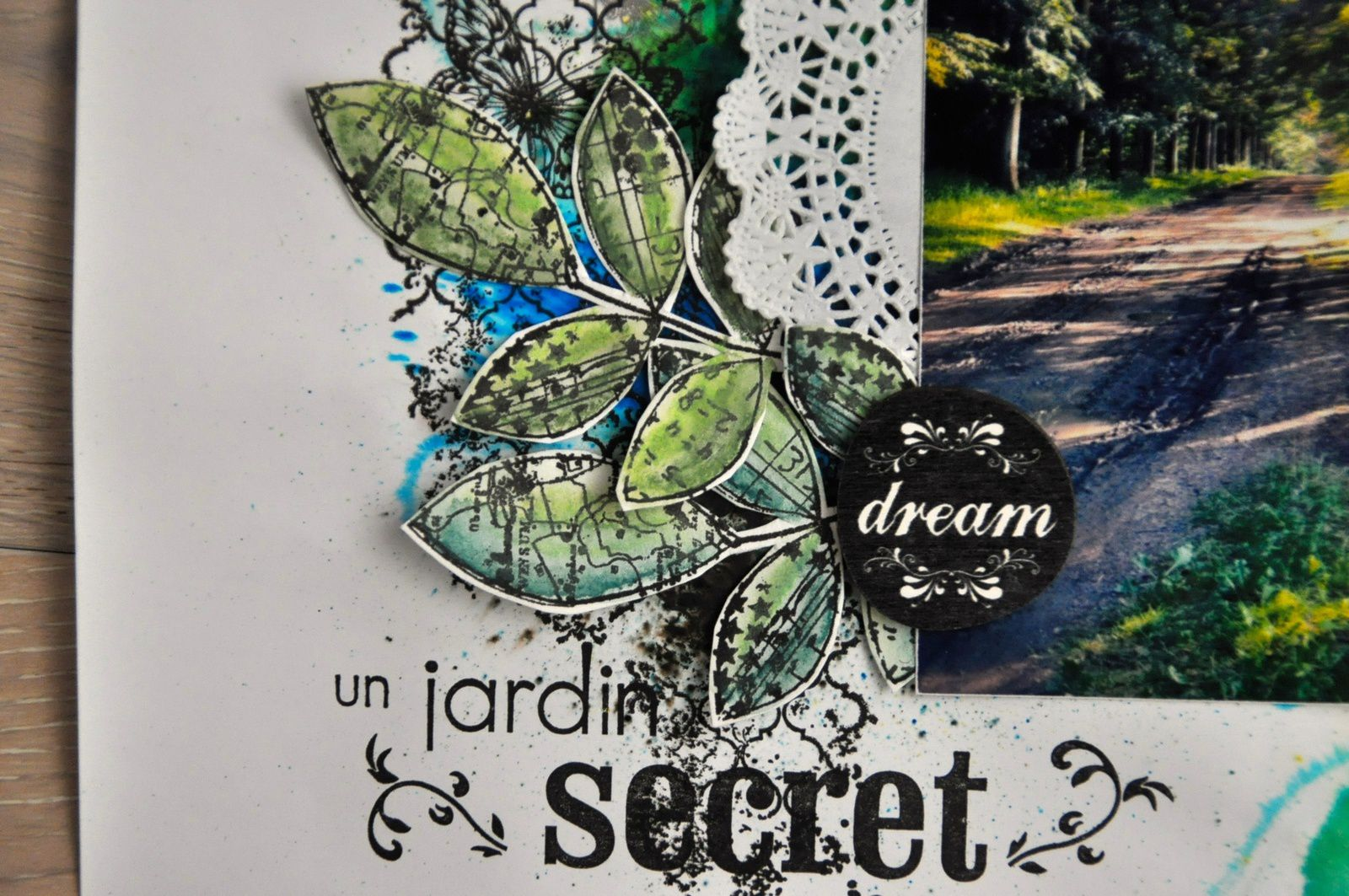 Jardin secret...