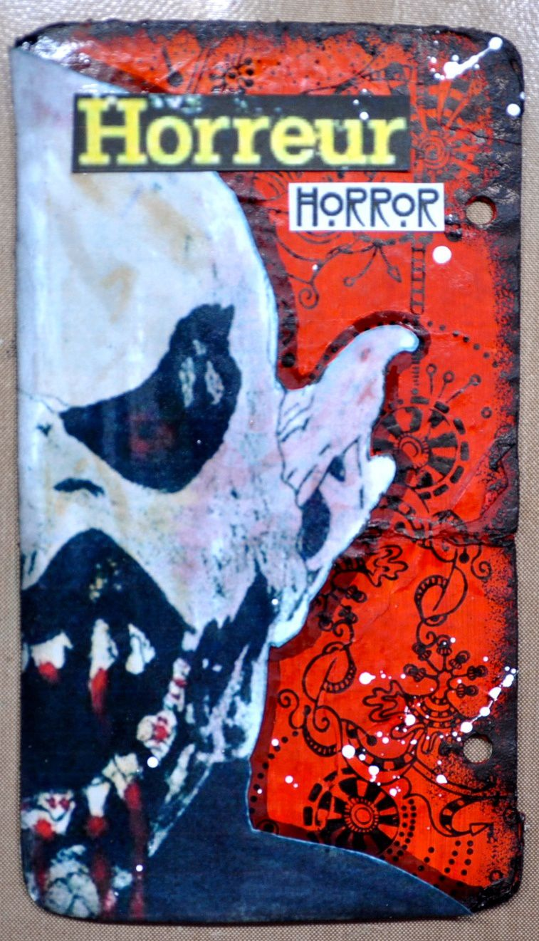 ABCDaire ART BURLESQUE ET CREATIF: Lettre H